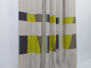 Modern linen curtains teen boys