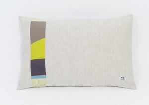 Pure linen modern pillowcaseLR