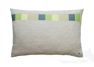 teenage green linen bedding